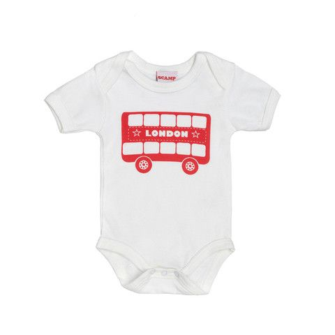 London bus baby grow 14 what wearescamp design and make our range of newborn baby clothes personalised baby blankets baby shower gifts and personalised baby grows have all been designed with stylish parents in negle