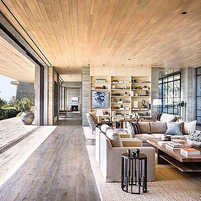 """Malibu, California designed by Scott Mitchell Studio and interiors by Denise Kuriger Design #scottmitchellstudio #denisekurigerdesign #inandoutdecor"""