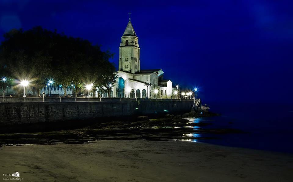 Iglesia de San Pedro. Gijón.