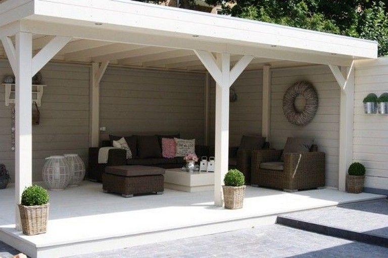 34 Marvelous Veranda Ideas For Your Lovely Home Home