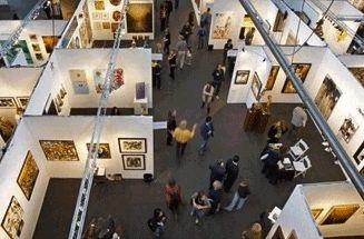 San Francisco Fine Art Fair @ Fort Mason Center - Festival Pavilion (San Francisco, CA)