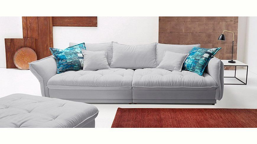 INOSIGN Big-Sofa, wahlweise mit LED-Ambiente Beleuchtung Jetzt - beleuchtung für wohnzimmer
