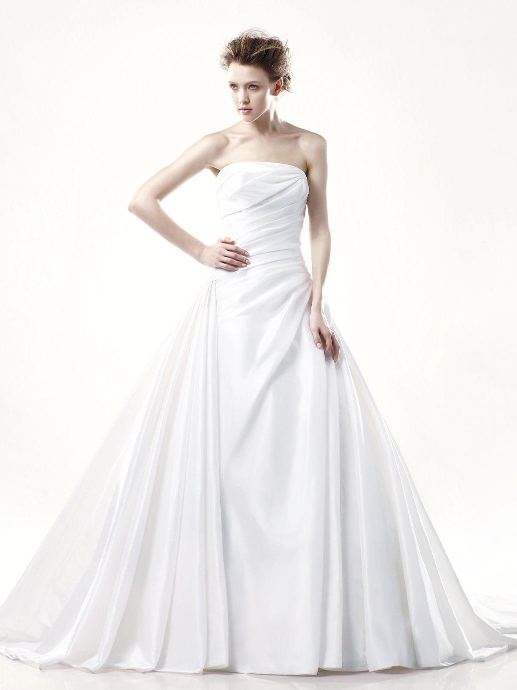Grey mermaid wedding dress  DECANTUR  Blue Collection  Enzoani  Available Colours  Magnolia