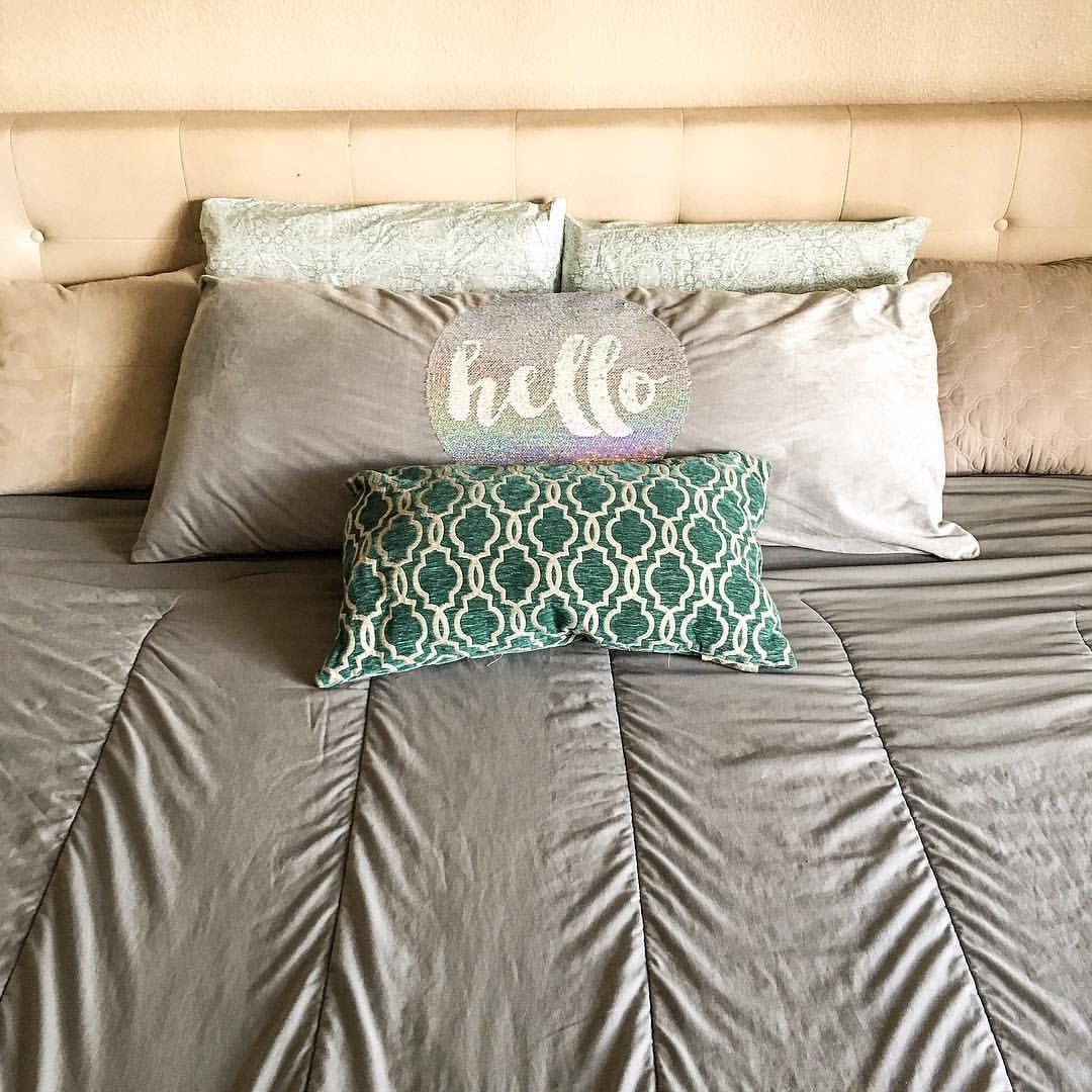 Sensational Sarazork On Instagram Cute Throw Pillows From Walmart Interior Design Ideas Tzicisoteloinfo