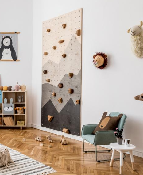 Photo of 8 idées de déco murale dans une chambre d'enfant