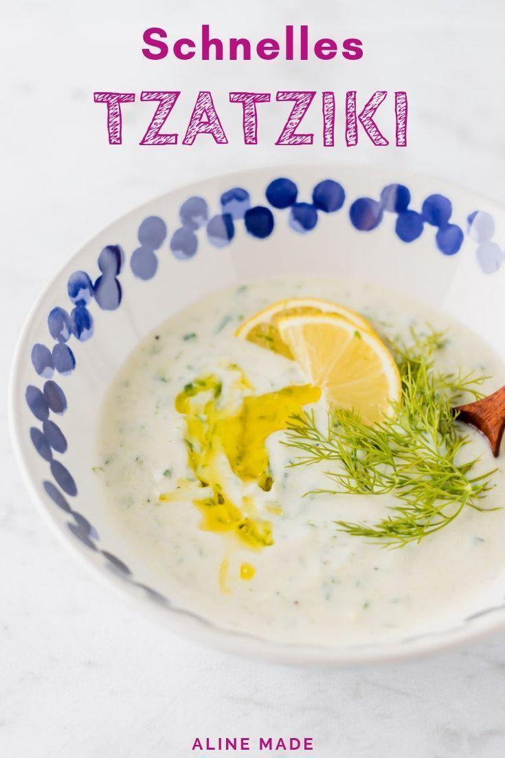 Veganes Tzatziki Veganes Tzatziki selber machen geht ganz einfach und schnell! Zudem schmeckt diese