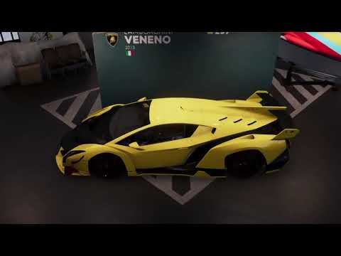 1 1 Million Dollar Lamborghini Veneno In The Crew 2 Purchase And
