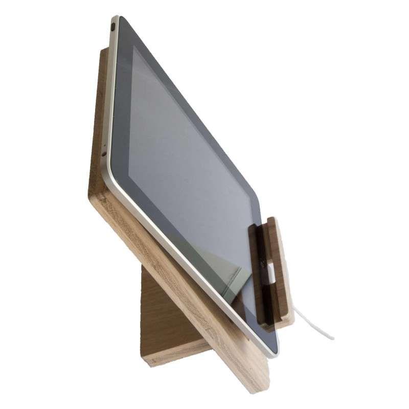 support tablette en bois massif by