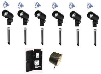 Mr11 halogen accent landscape lighting kit 1 mr11 halogen accent landscape lighting kit 1 landscapelightingkit landscapelighting aloadofball Images