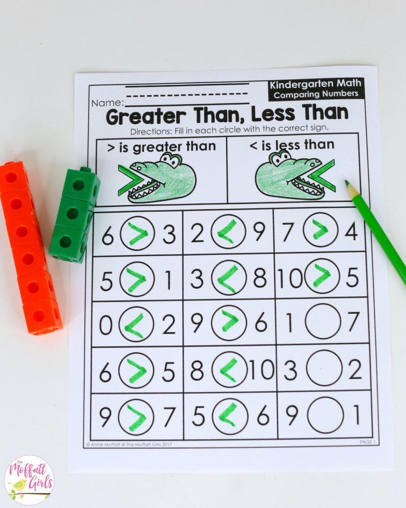 Eureka Math Module 1 Topic D Center Activity Number