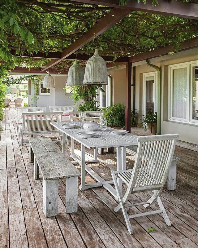 O uso de trepadeiras para decorações espetaculares Plantas para - decoracion de terrazas con plantas