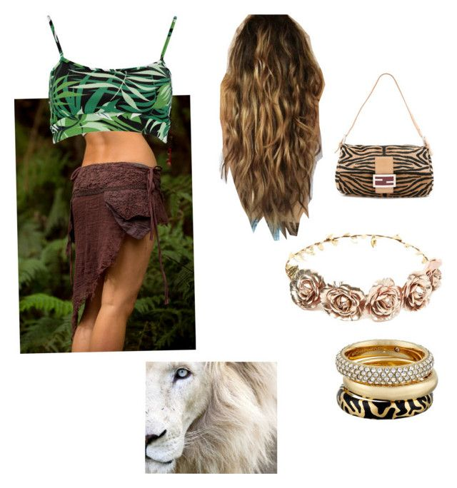 """""""Stranded on a island"""" by devorah-sandler ❤ liked on Polyvore featuring Forever 21 and Michael Kors"""