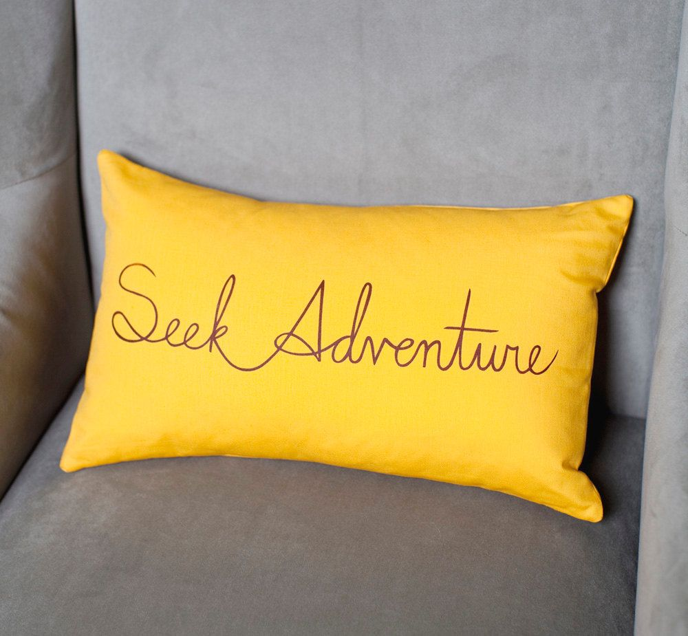 Currently adorning my couch purchased at the sf renegade craft fair
