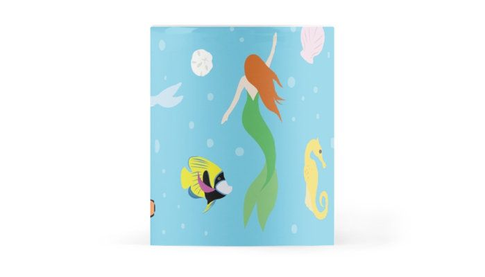 """Ocean Life"" Mug #mermaid #fish #dolphins #ocean #nemo"
