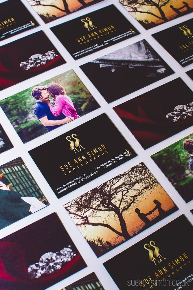 Moo Luxe Business Cards Review + DIY Gold Foil Edge | Business ...
