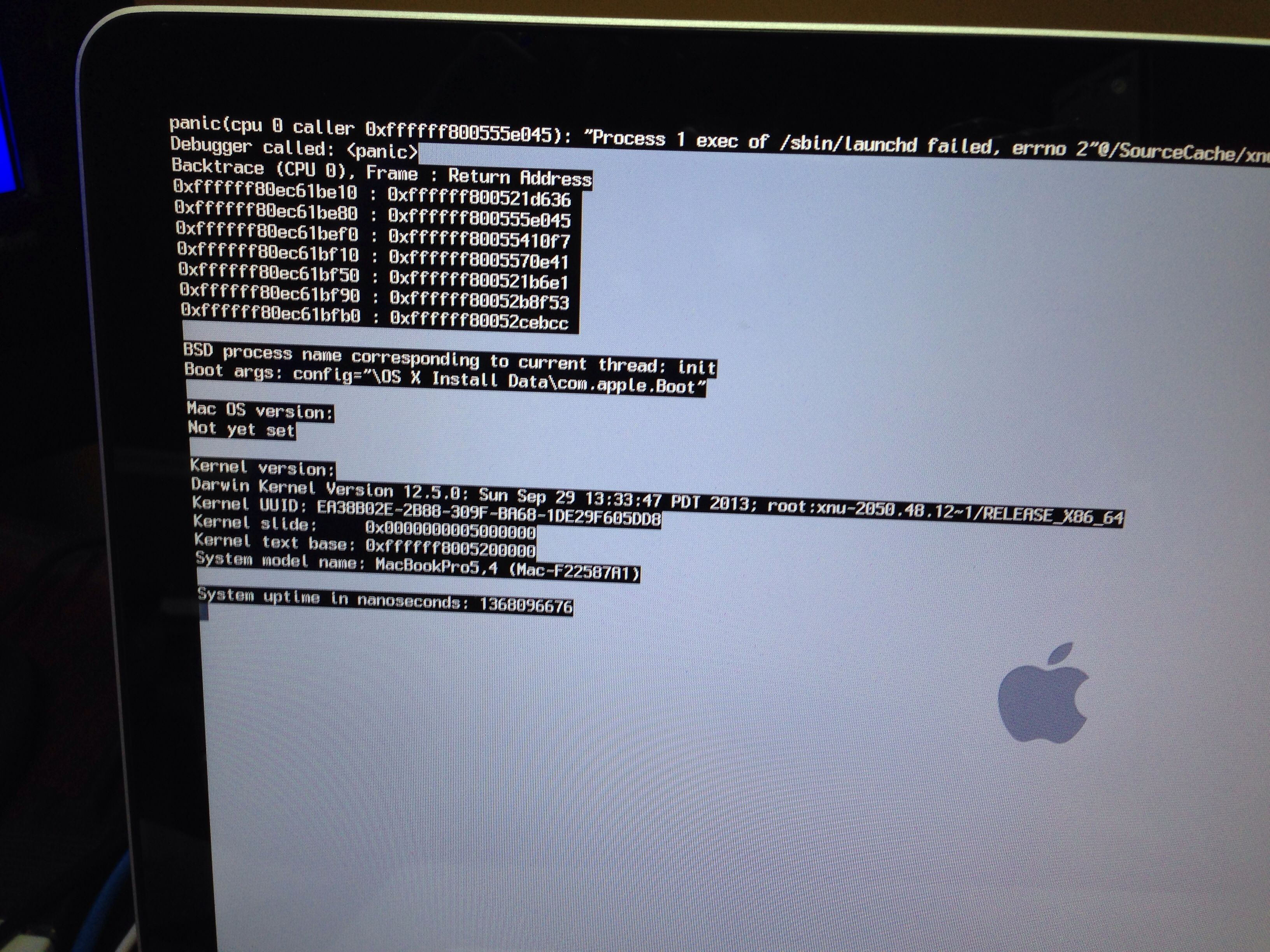 How To Fix A Kernel Panic On Your Macbook Kernel Panic Macbook