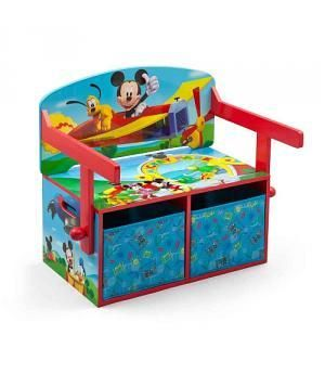 muebles infantiles de madera. disney, mickey mouse, minnie, cars ... - Muebles Para Ninos