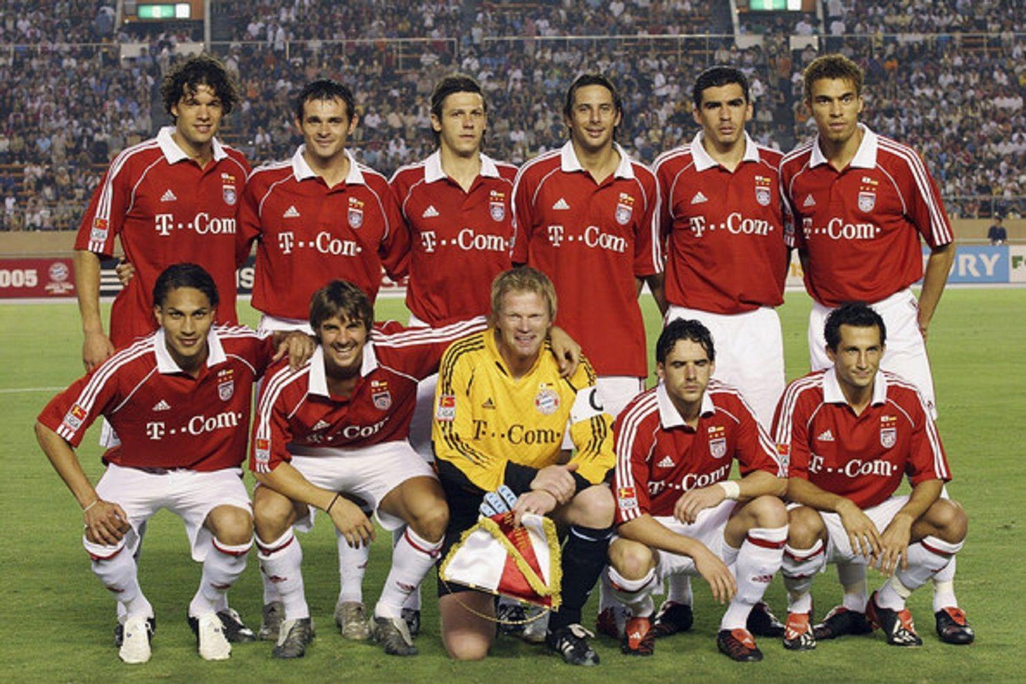 FC Bayern München e V  2005 | FC Bayern München! | Munich
