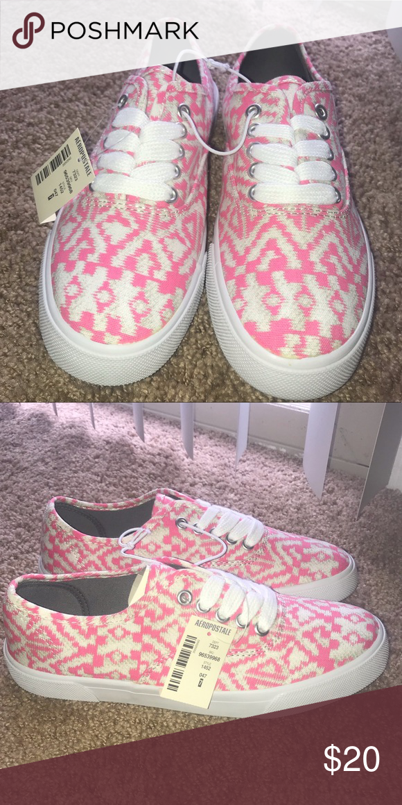 Aèropostale Sz7 LowTop Snkrs NWT (With images) Womens