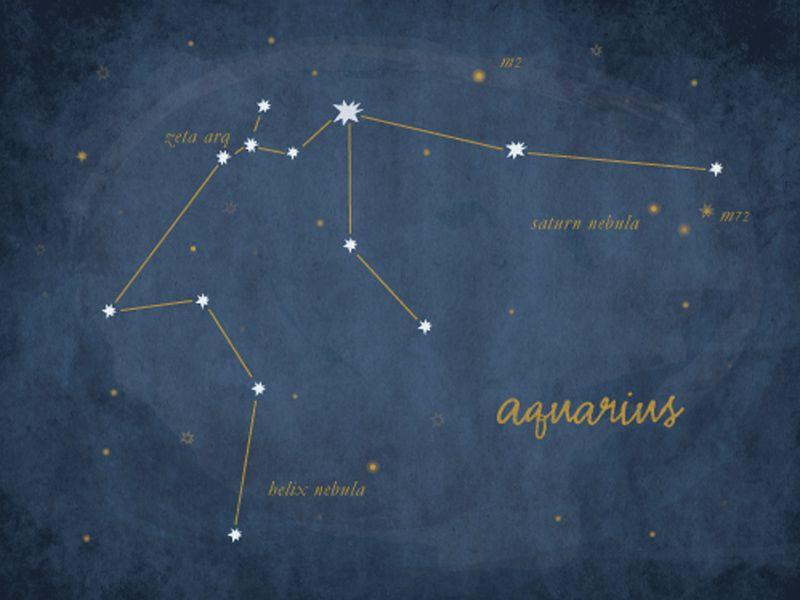 Constellations Aquarius Lovely Tattoo Ideas Pinterest Le Happy