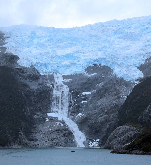 Beagle Channel In Chile And Argentina Includes Seeing Glaciers