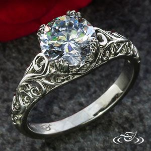 f3cc7a2a69788 Design Your Own Unique Custom Engagement Ring and Unusual Wedding ...