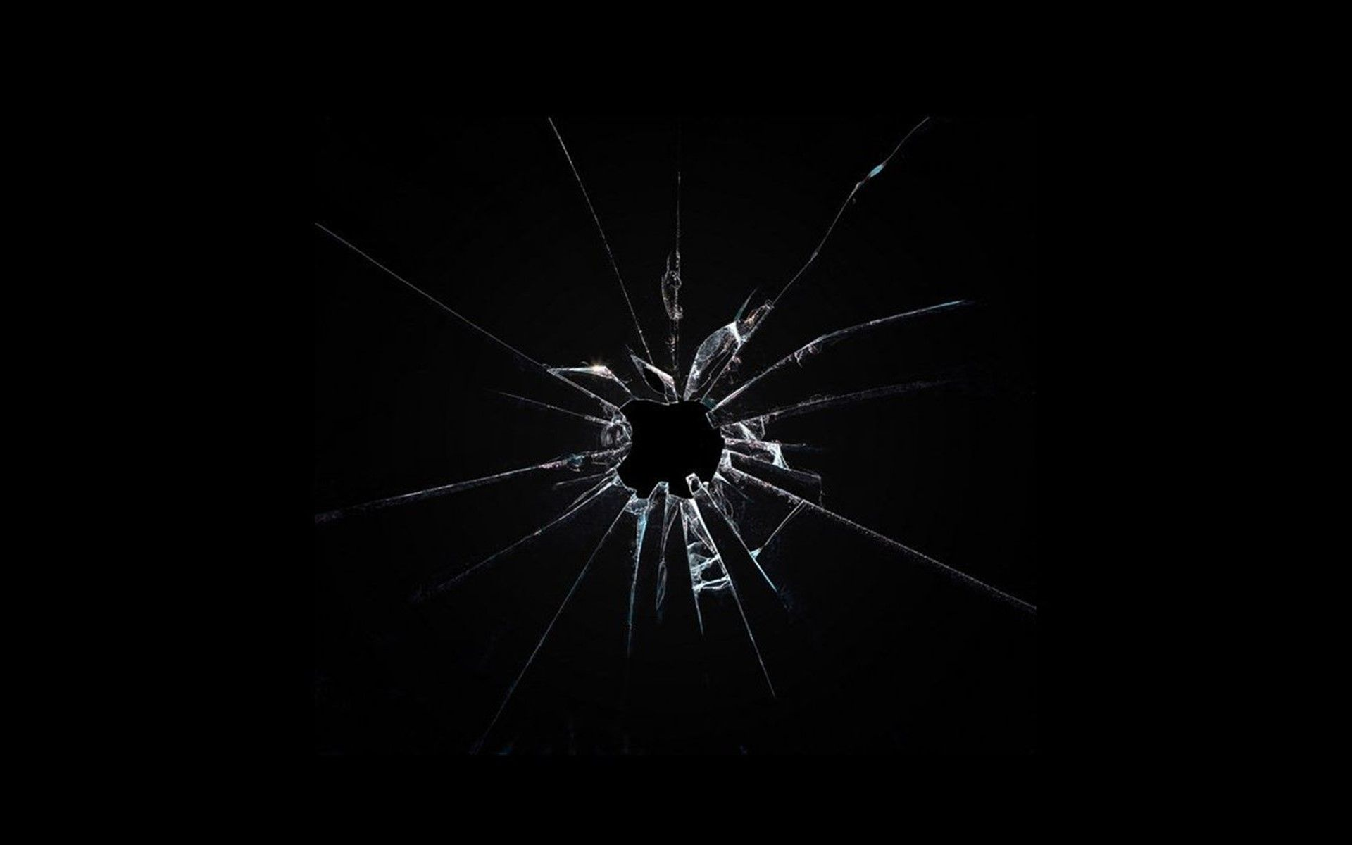 Broken Glass Wallpaper For Android Dark wallpaper iphone