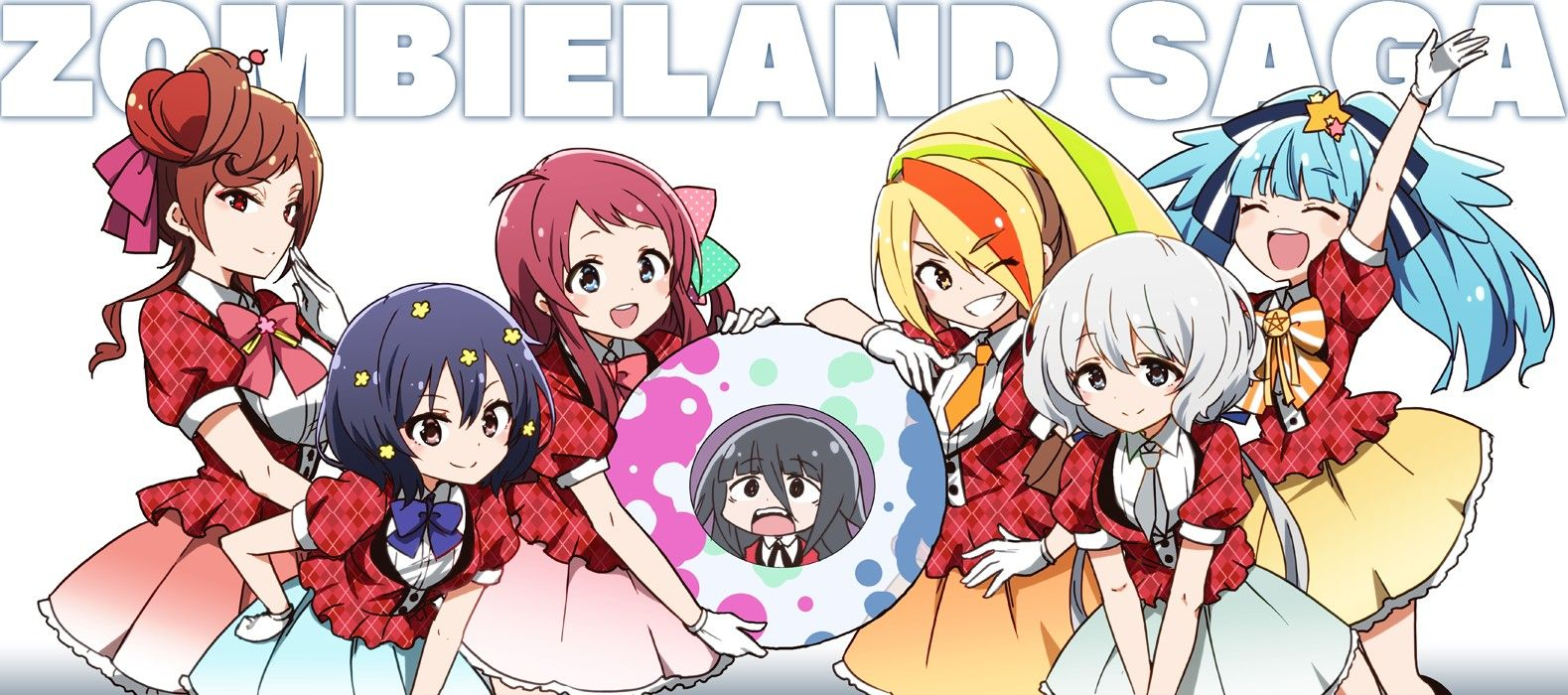 Pin by Rain on Zombieland Saga Anime, Zombie land saga