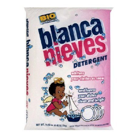Blanca Nieves Laundry Detergent 2 Kg 4 4 Lbs Laundry Detergent