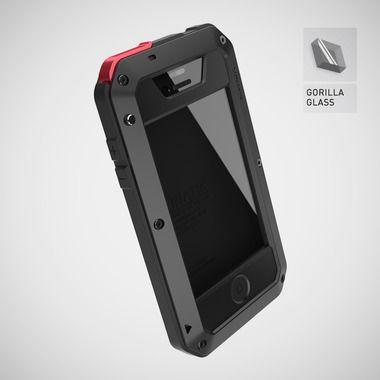 Lunatic TakTik - fantastisk cover for iPhone. Svær, ikke veldig tung, men dødskul!!:)