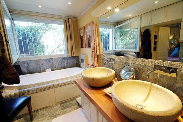 Shabby Bagno ~ Shabby fusion: il bagno in stile shabby chic idee*casa