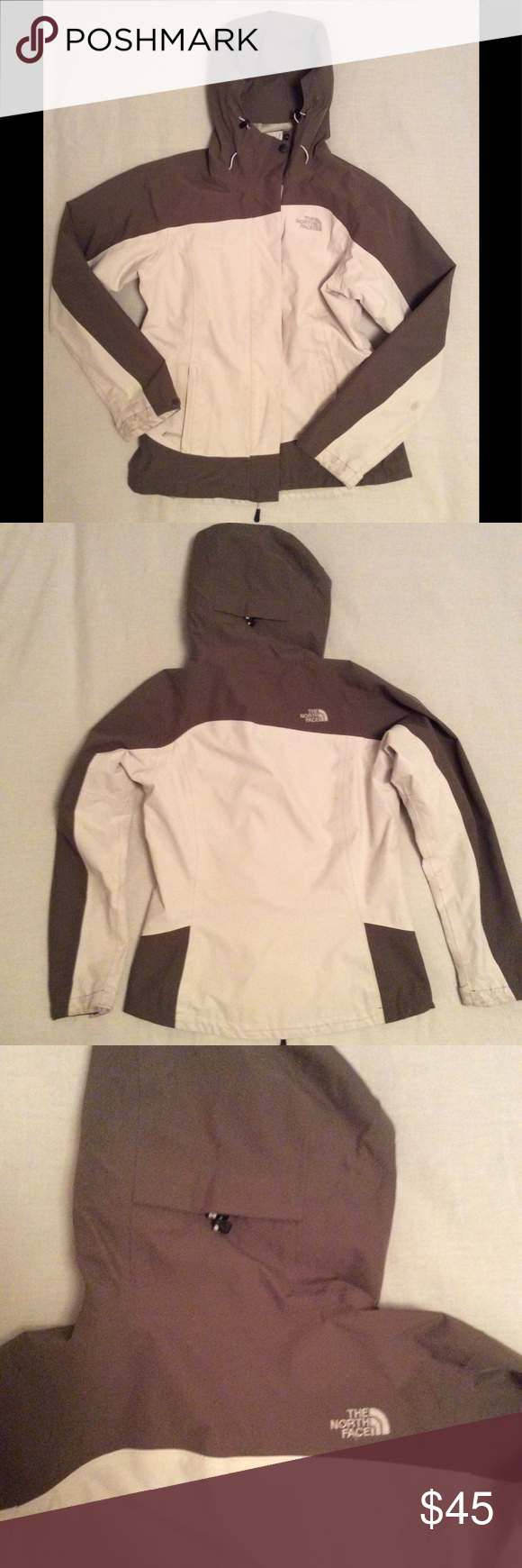 North Face Women S Jacket Xs North Face Jacket Light Weight Cream And Brown Used But In Good Con North Face Women North Face Jacket Womens North Face Jacket [ 1740 x 580 Pixel ]