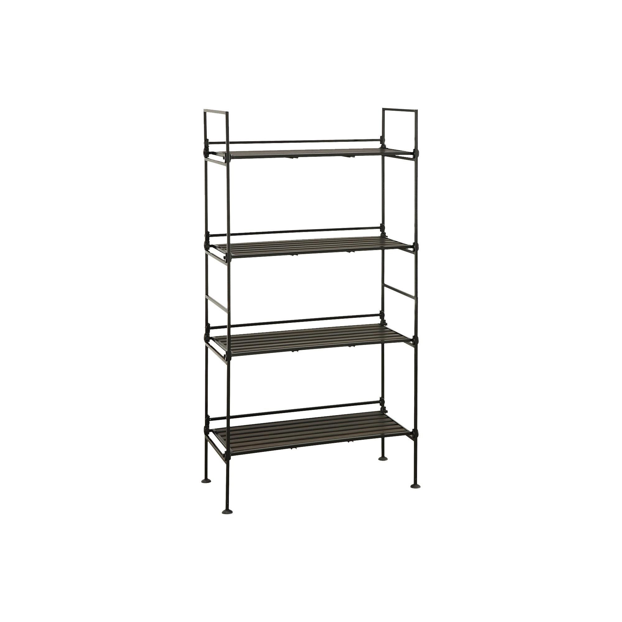 Neu Home 4 Tier Shelf, Utility Storage Shelves