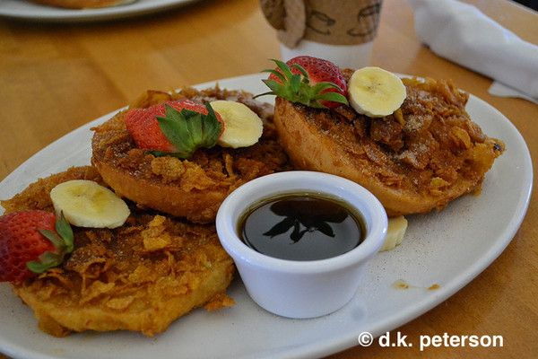 Cafe Express French Toast Recipe