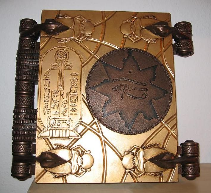 Sovereignmoor The Book Of Amun Ra Book Of The Dead Magic Book Leather Books