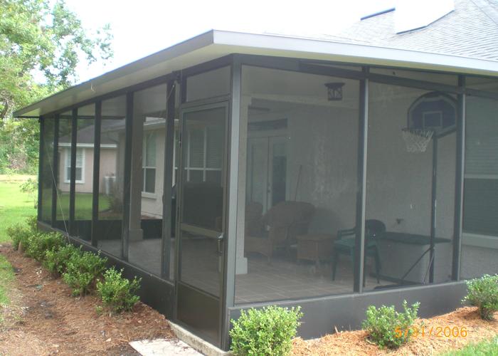 patio screen enclosure