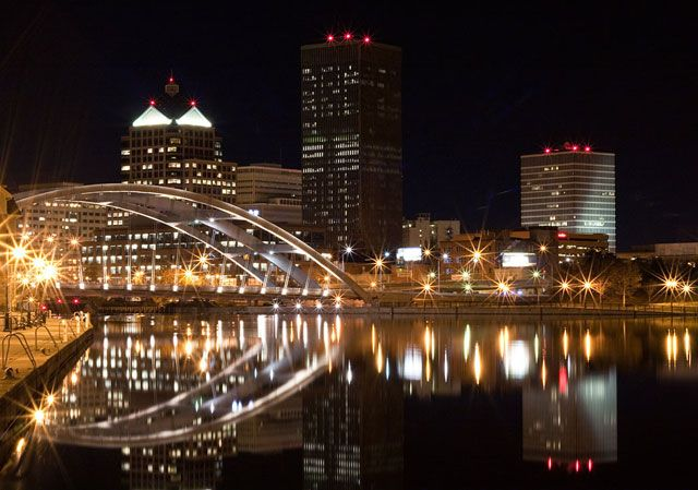 10 Reasons Why Rochester Is The Best New York Night Favorite Places Rochester New York