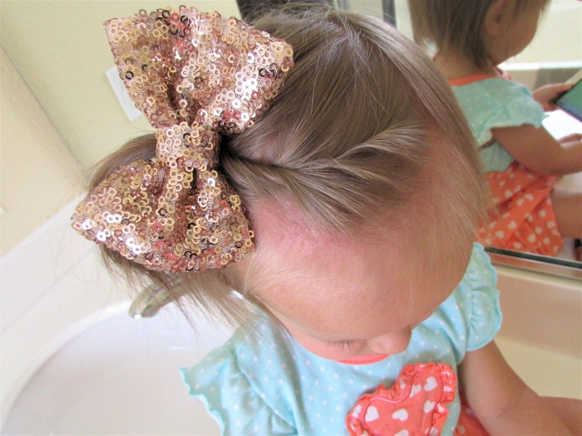 musthave easy toddler hairstyles in two minutes or less easy