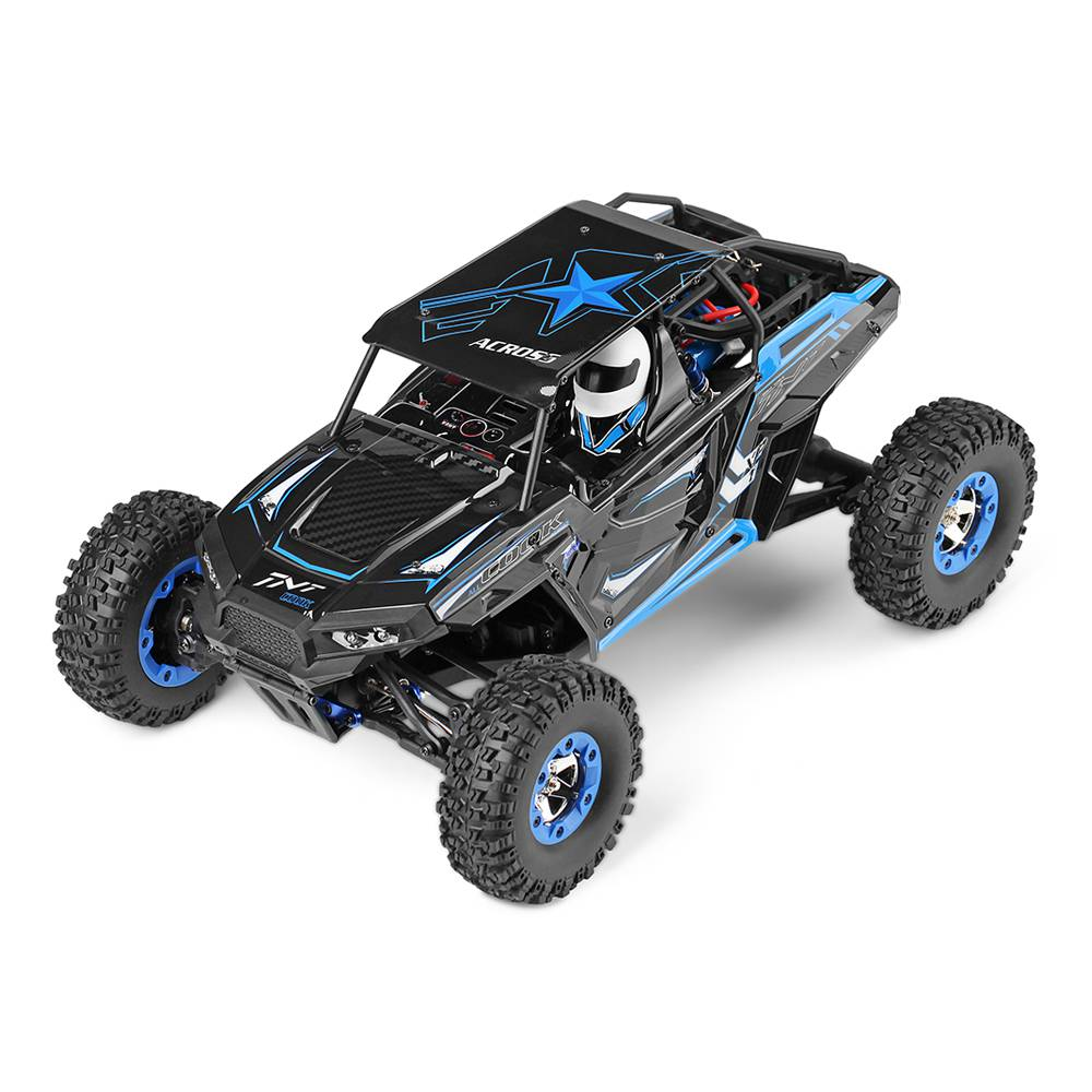 Wltoys 12428 B Storm 1 12 2 4g 4wd High Speed 50km H Electric Off Road Truck Rc Car With Led Light Rtr Rc Cars Electric Rc Cars Offroad Trucks