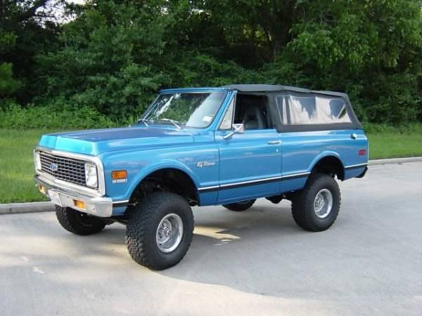 For Sale My Completely Restored 1970 Gmc Jimmy 25000 Obo For Complete Details Email Me At Neilmendoza Bellsouth Net Classic Trucks Trucks Truck Tank