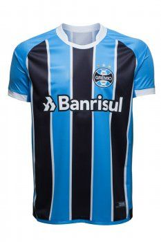 bf201f311 2017-18 Cheap Jersey Gremio FC Home Replica Football Shirt  JFCB827 ...