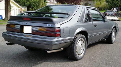 1986 SVO