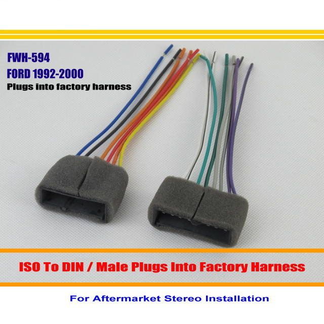 freestar wiring harness adapters for stereo simple electronic rh wiringdiagramone today Ford Factory Radio Wiring Harness Radio Harness Adapter
