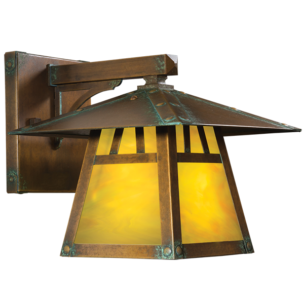 Wildwood Arts Crafts 4 Fitter Wall Sconce Rejuvenation Wall Sconce Lighting Wall Sconces Wall Lights