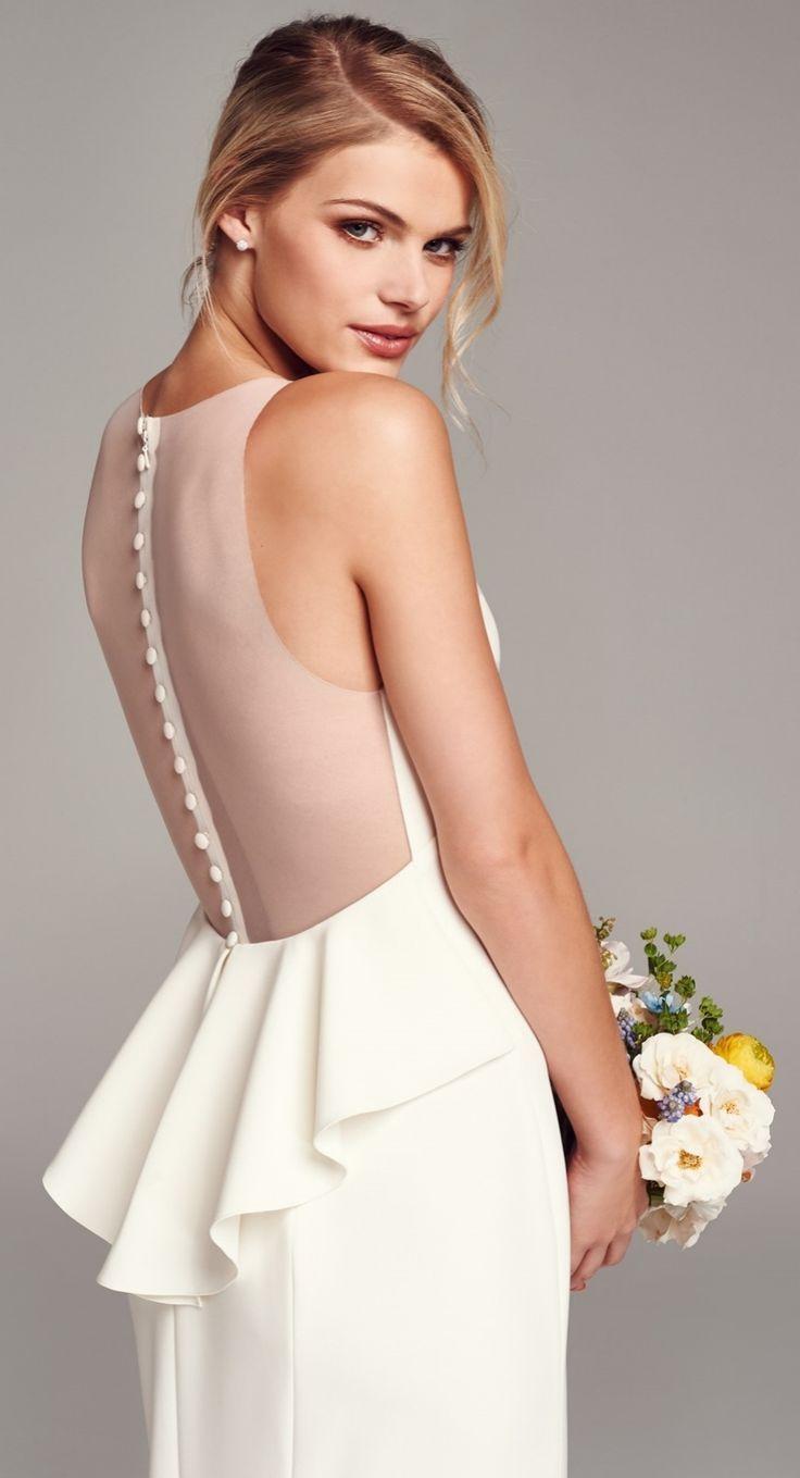 Finden Sie heraus, warum Schößchen Kleider so beliebt | Abendkleider ...