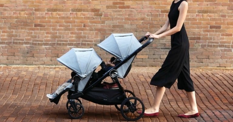 Baby Jogger City Select LUX Stroller Only 400.99 Shipped
