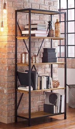 Wohnen in einer New Yorker Loft-Atmosphäre #idéesdemeubles