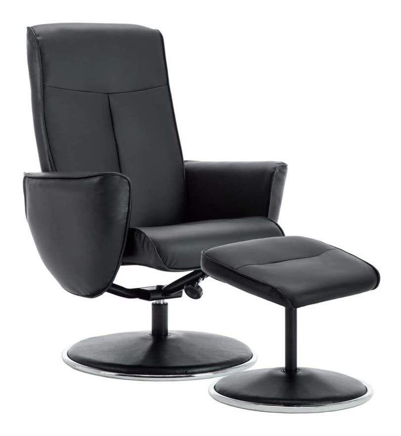 Fauteuil chaise siège lounge design club sofa salon réglable