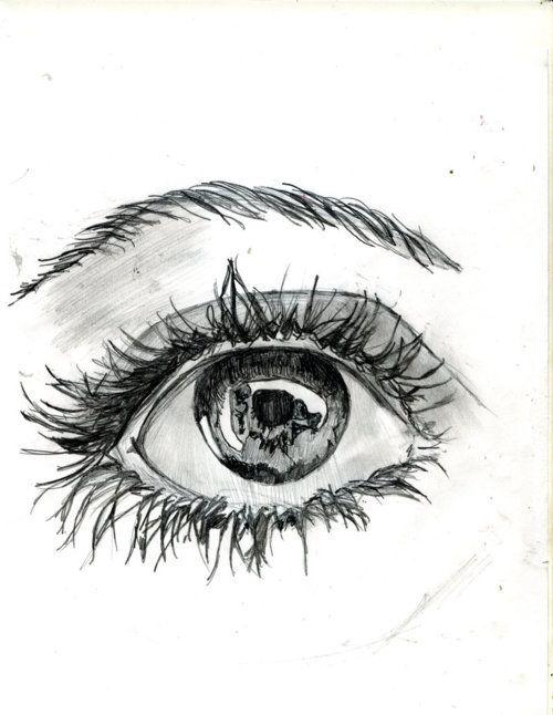 Wonderful Eye Makeup Tutorials You Need To Copy: Best 25+ Eye Pencil Drawing Ideas On Pinterest