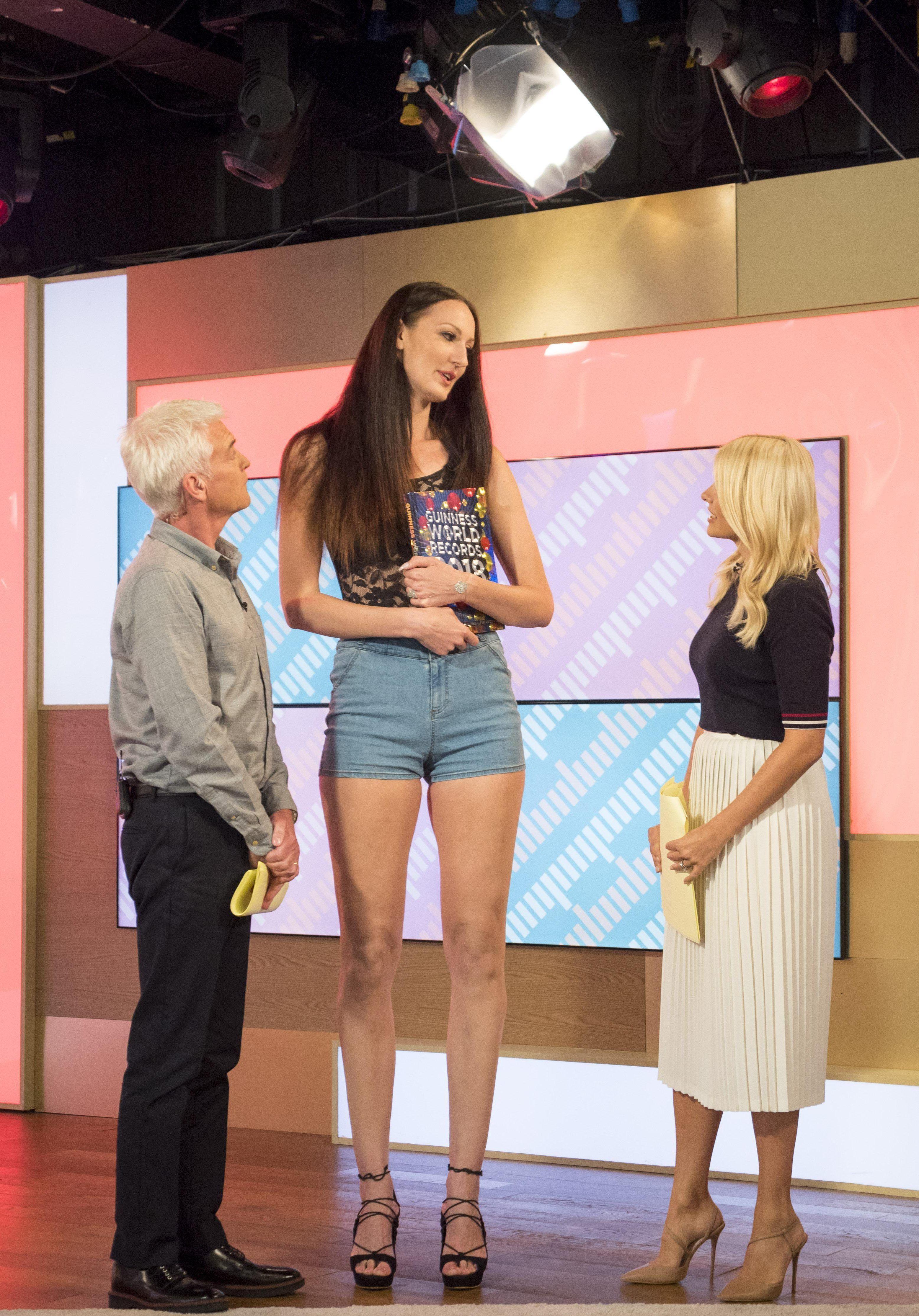 Ekaterina Lisina Shoe Size